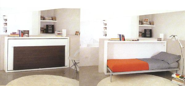 Oprema majhnega stanovanja